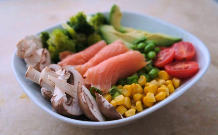 Ein einfaches Bowl Rezept für die schnelle Küche